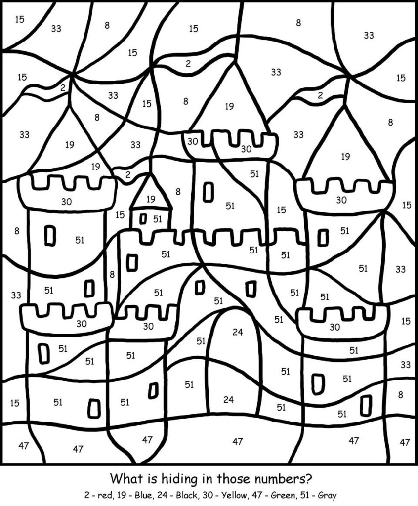 large number coloring pages free printable color by number coloring pages best large coloring pages number