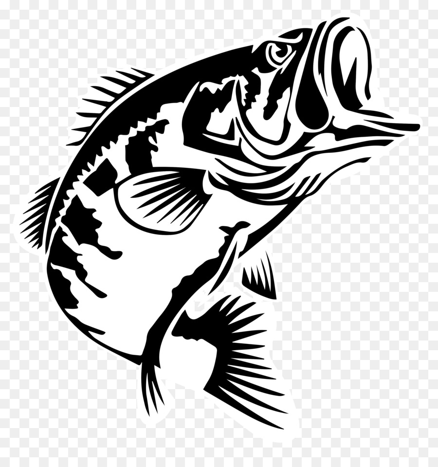 largemouth bass outline largemouth bass outline clipart best bass largemouth outline