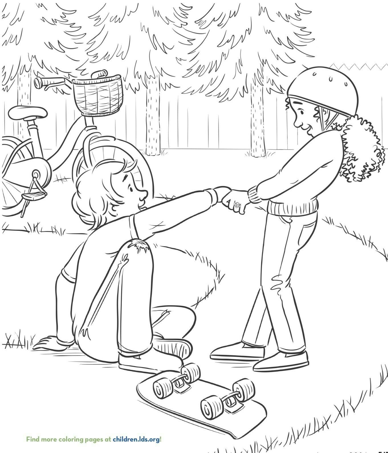lds coloring pages lds coloring pages prophets divyajananiorg pages coloring lds
