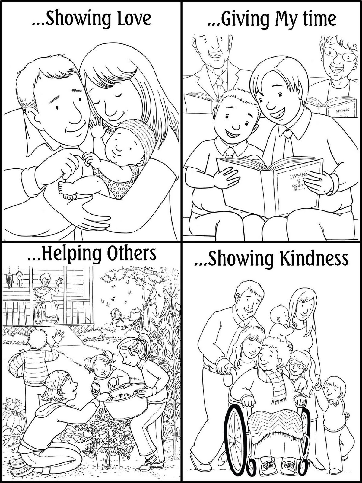 lds coloring pages lds nursery coloring pages coloring home coloring pages lds