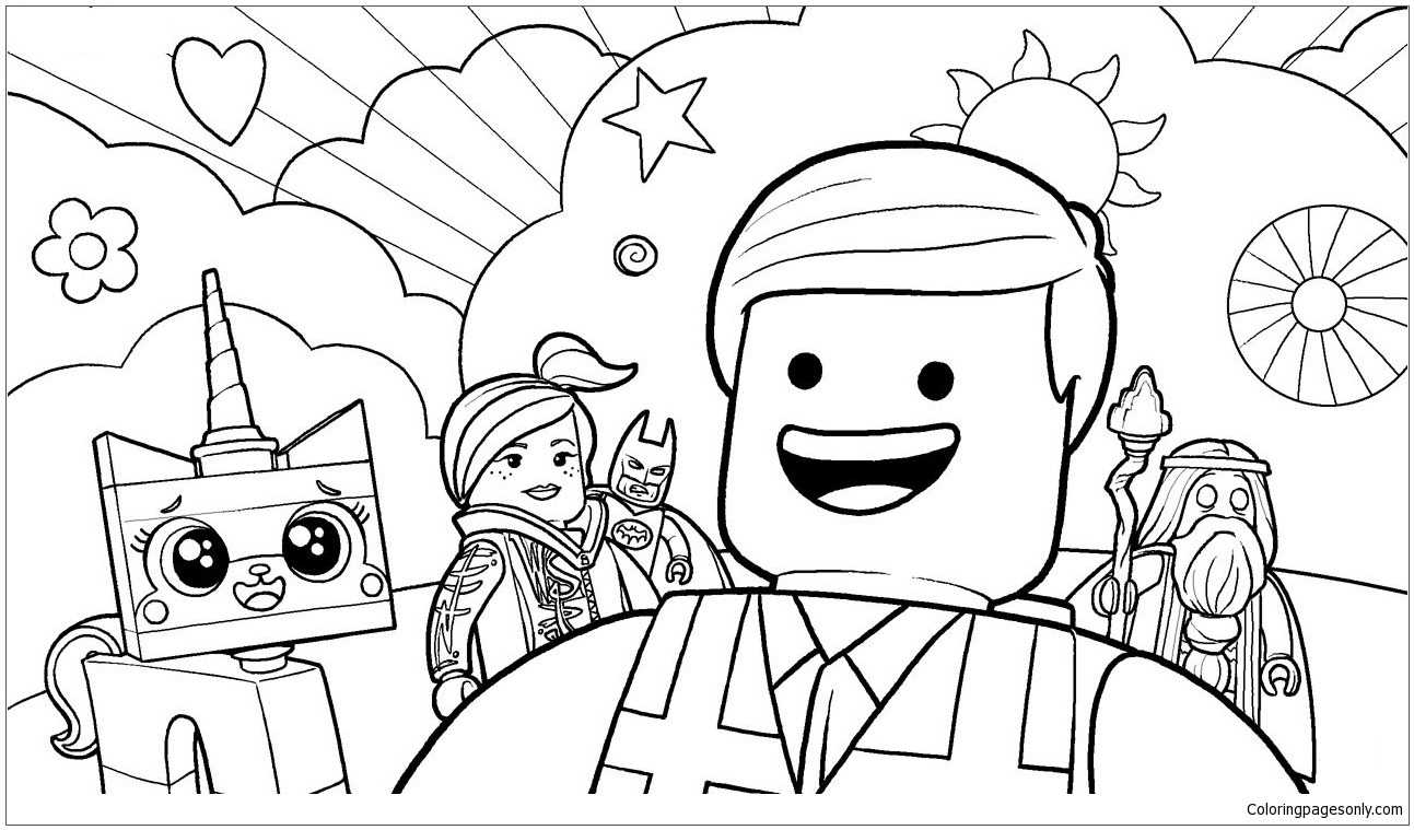 lego 2 coloring pages lego movie coloring pages coloring home coloring 2 pages lego