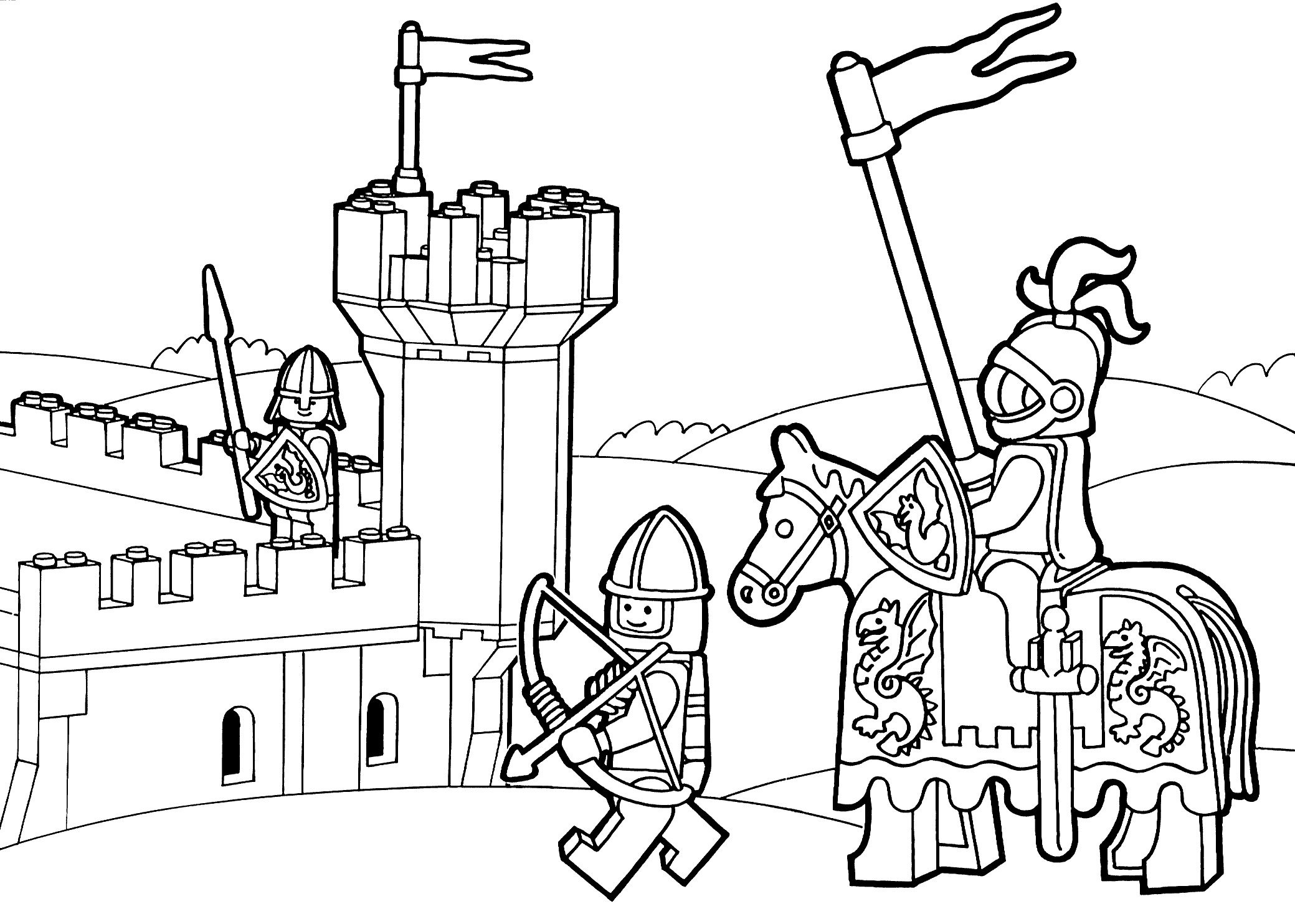 lego coloring pages free create your own lego coloring pages for kids lego coloring pages free