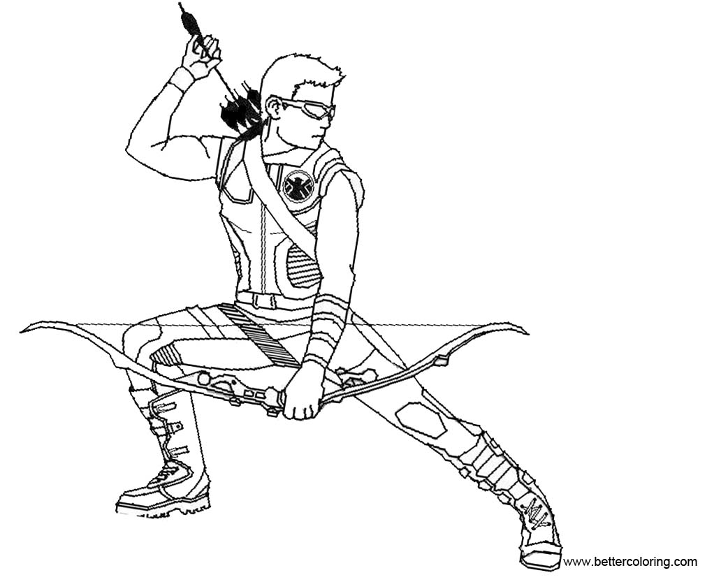 lego hawkeye coloring pages arrow drawing at getdrawings free download lego pages coloring hawkeye