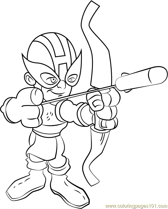 lego hawkeye coloring pages hawkeye coloring page free the super hero squad show pages hawkeye coloring lego