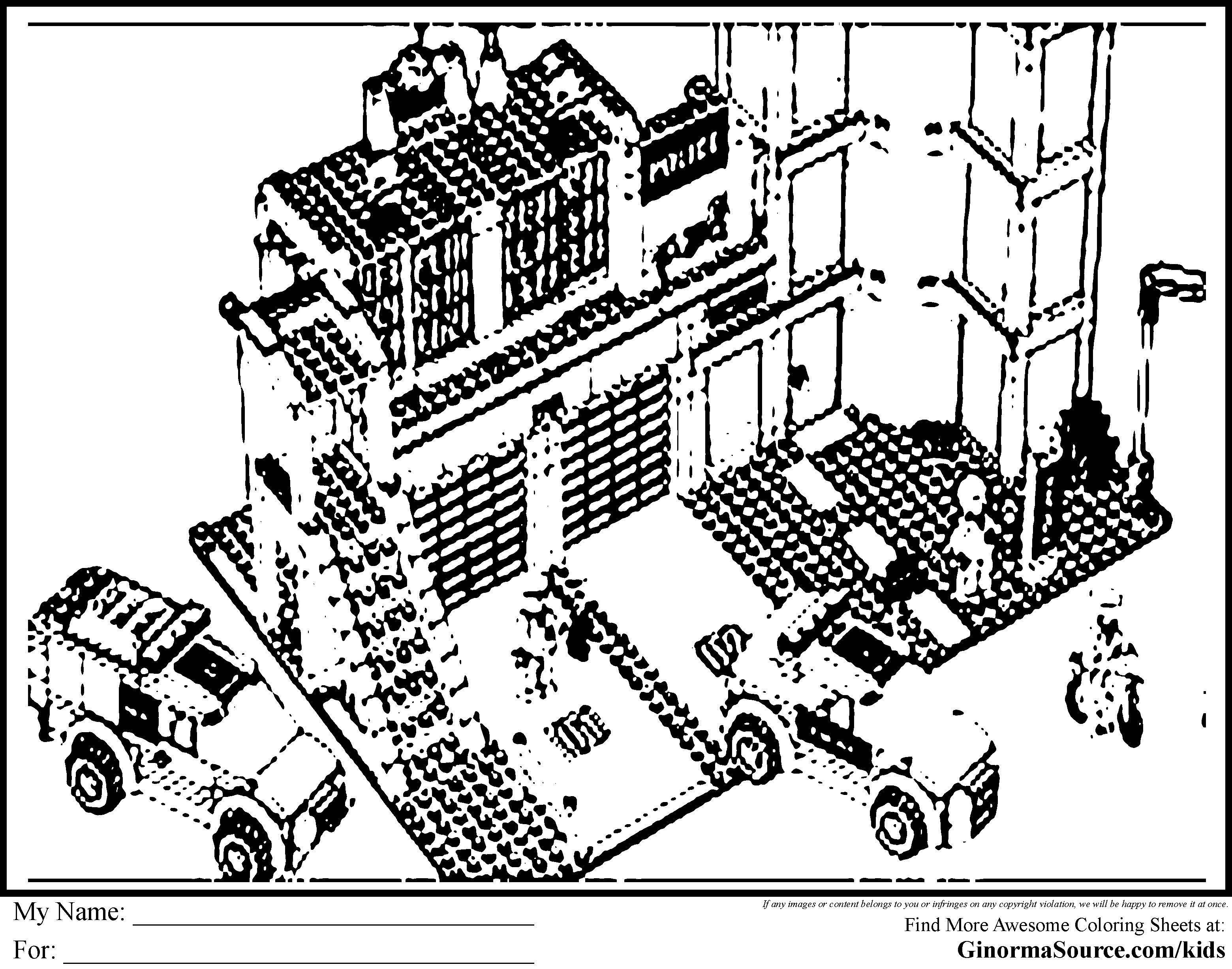 lego house coloring pages activity in lego city coloring page coloring sky coloring house pages lego
