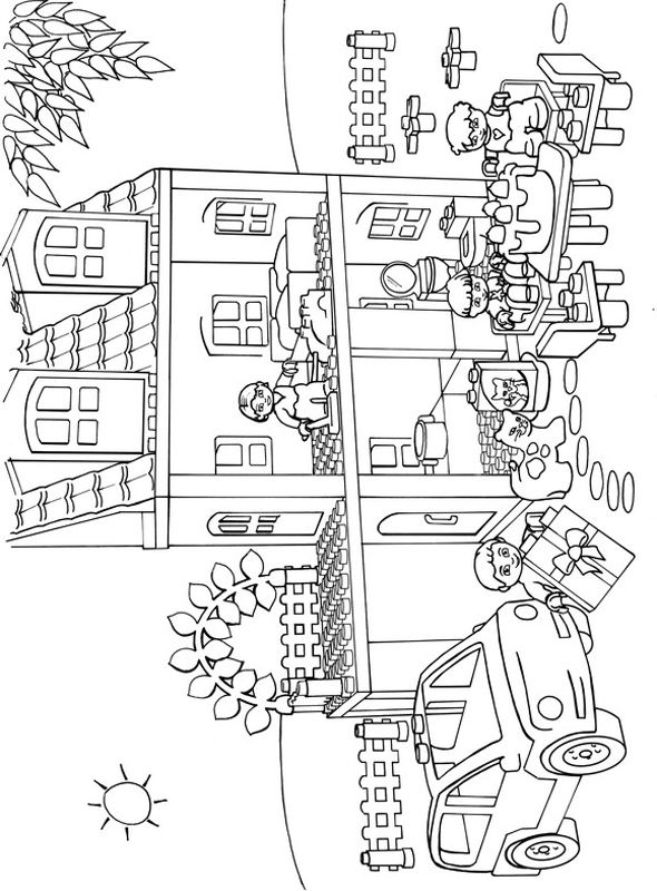 lego house coloring pages lego duplo coloring pages coloring home house coloring pages lego