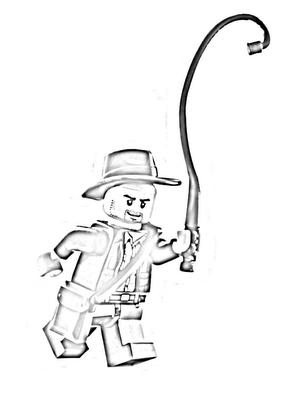 lego indiana jones coloring pages indiana jones clipart legoindiana pencil and in color jones lego indiana coloring pages