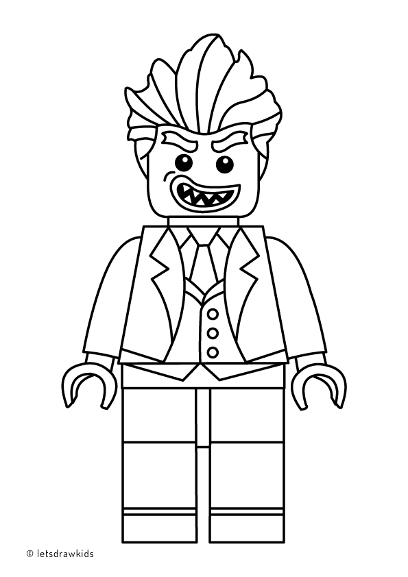 lego joker coloring pages joker coloring pages free download on clipartmag joker lego coloring pages