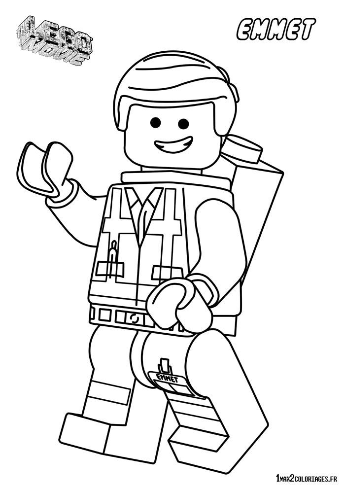 lego movie emmet coloring page coloriage bonhomme lego lego coloring pages lego movie movie emmet coloring page lego