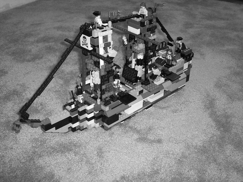 lego pirate lego ghost ship lego pirate ship in black and white pirate lego