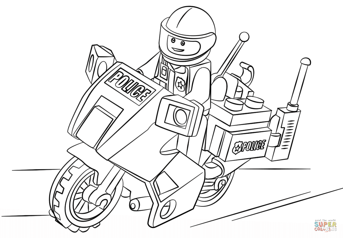 lego police officer coloring page 39 lego police coloring pages lego city coloring pages officer lego police page coloring