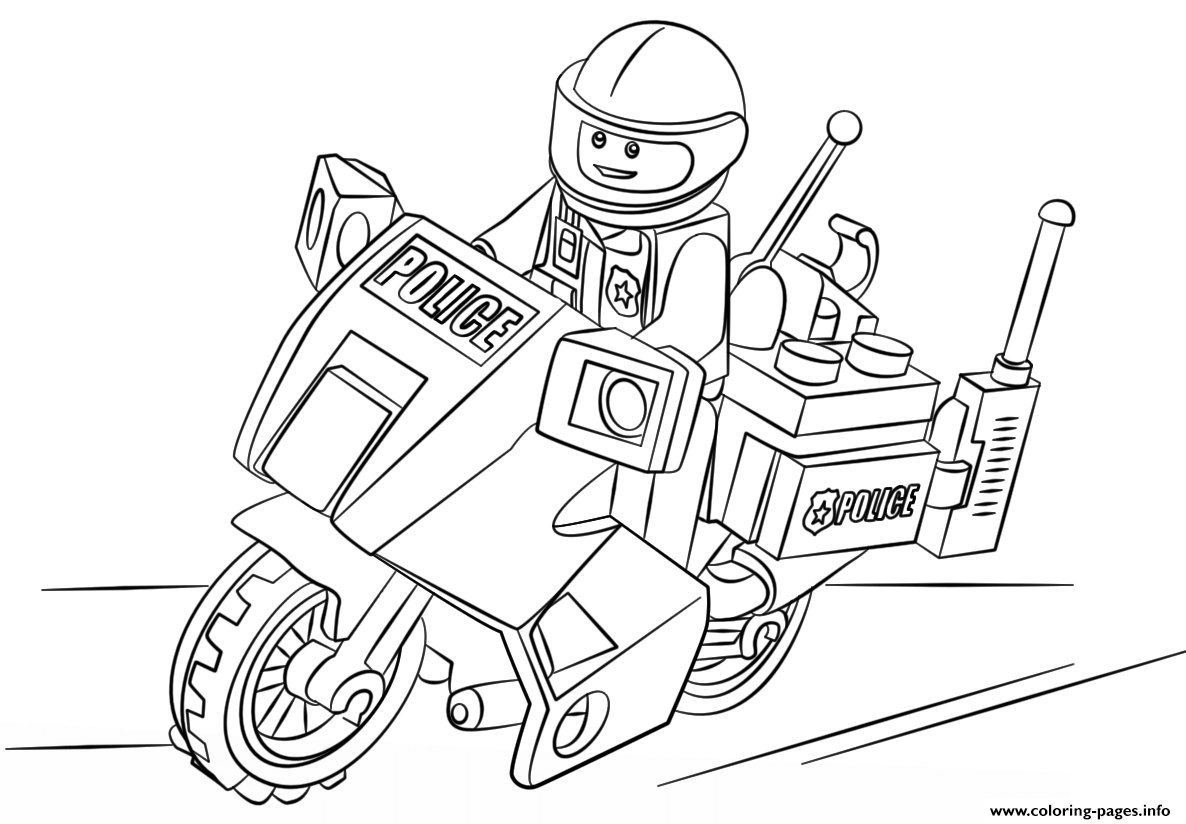 lego police officer coloring page disegni da colorare lego polizia 8 disegni da colorare page lego coloring police officer
