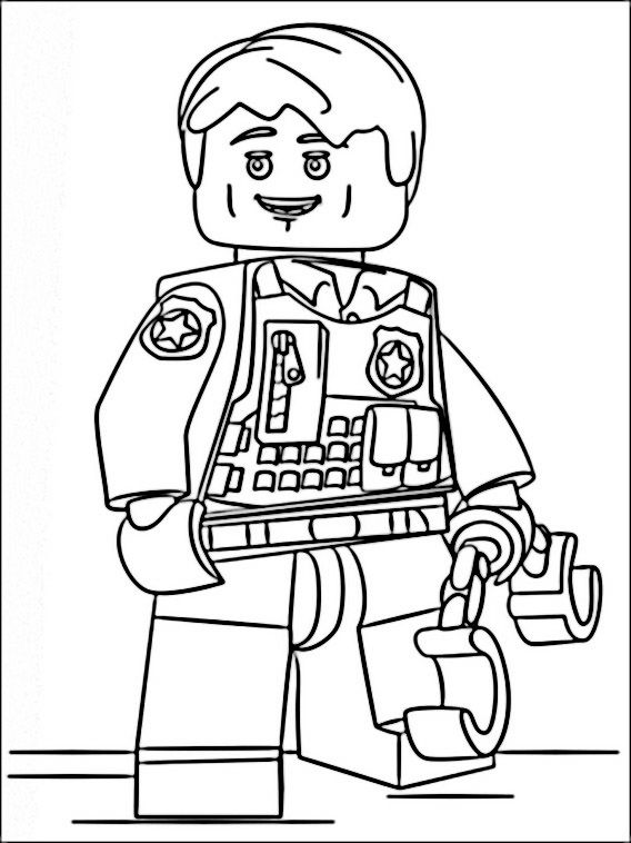lego police officer coloring page lego duplo police officer coloring page page lego coloring officer police