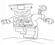 lego police officer coloring page lego moto police coloring pages printable police page officer lego coloring