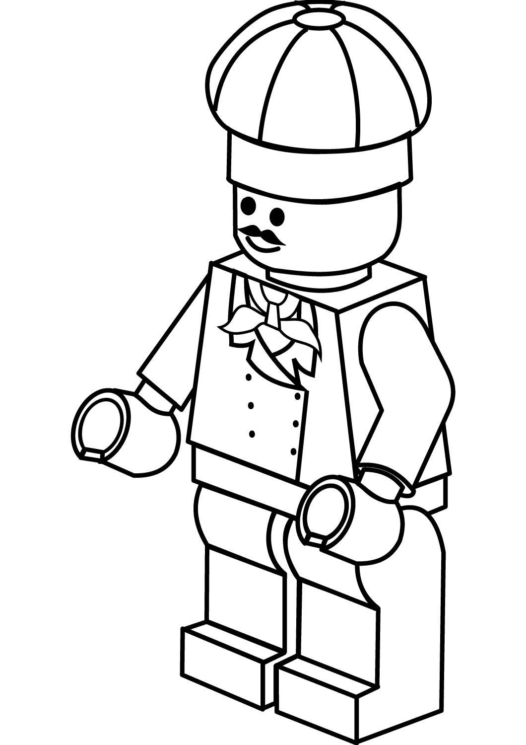 lego police officer coloring page lego policeman coloring page free printable coloring pages page police lego coloring officer