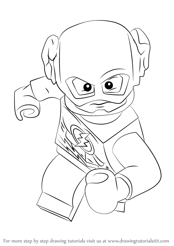 lego reverse flash coloring pages how to draw lego flash superhero flash animation pages reverse coloring flash lego