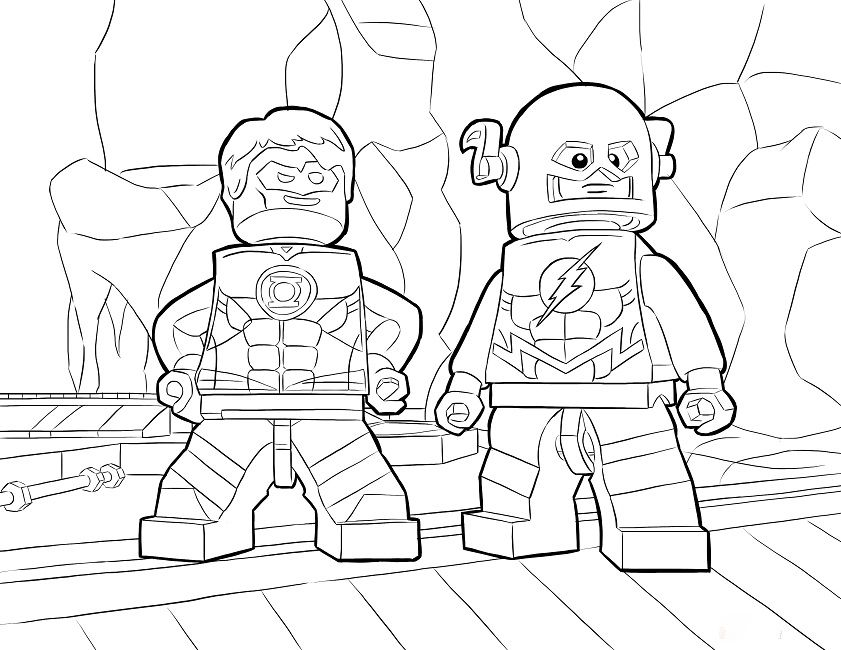 lego reverse flash coloring pages lego dc universe coloring pages superhero coloring pages lego coloring reverse pages flash