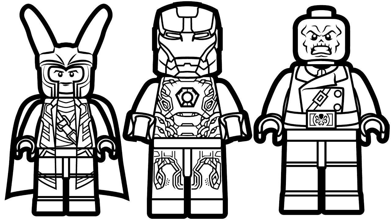 lego super heroes coloring pages get this lego marvel coloring pages 61ml3 pages super heroes coloring lego