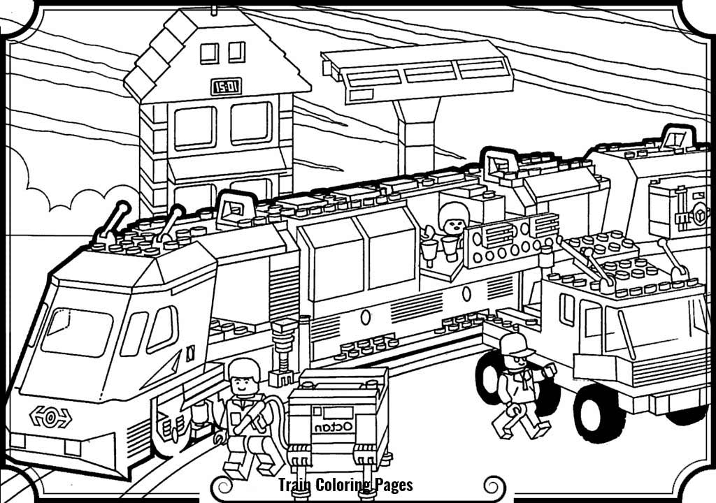 lego train coloring pages free printable lego train coloring pages coloring page blog coloring pages train lego