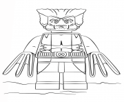 lego wolverine coloring pages how to draw lego wolverine drawingforallnet coloring pages wolverine lego
