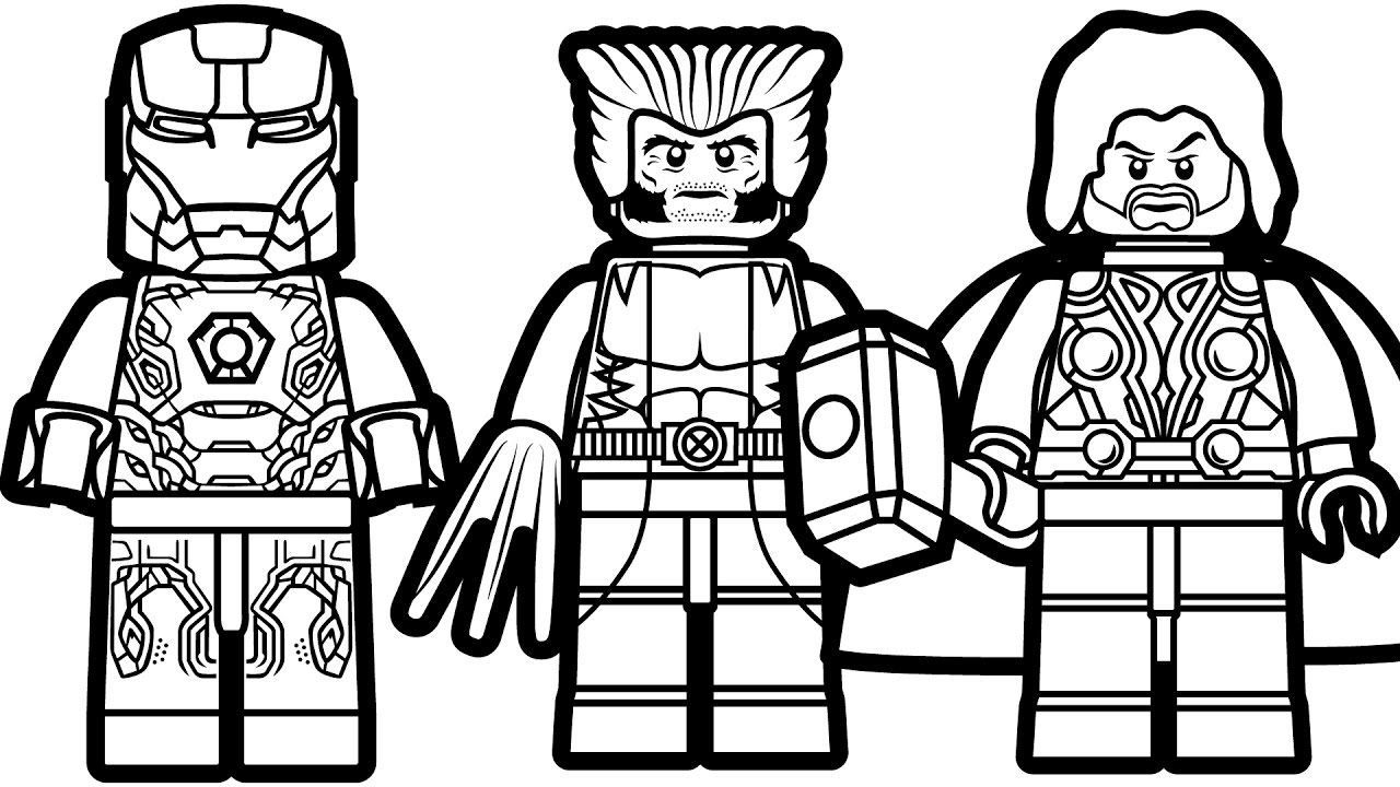 lego wolverine coloring pages how to draw wolverine lego super heroes wolverine lego pages coloring