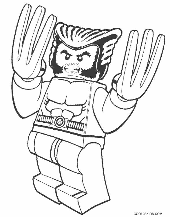 lego wolverine coloring pages lego wolverine coloring pages fiesta de legos coloring lego pages wolverine