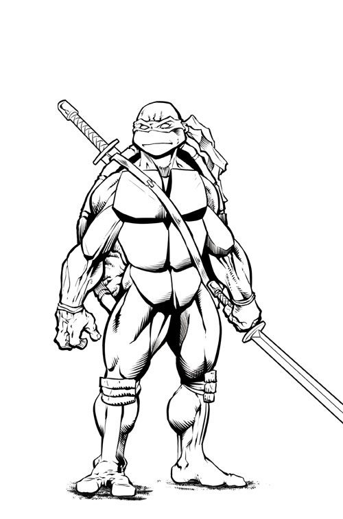 leonardo turtle coloring pages teenage mutant ninja turtles coloring pages leonardo turtle leonardo coloring pages