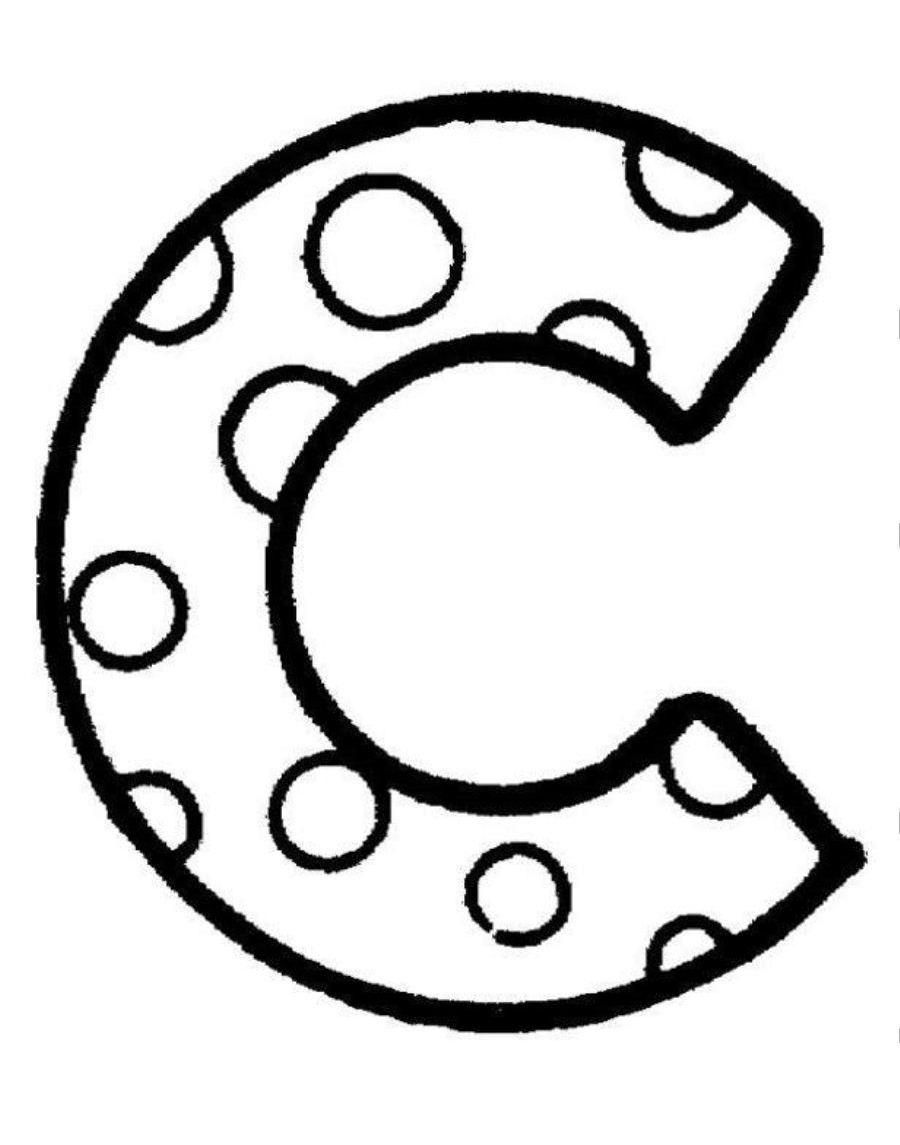 letter c coloring free letter c printable coloring pages for preschool c letter coloring