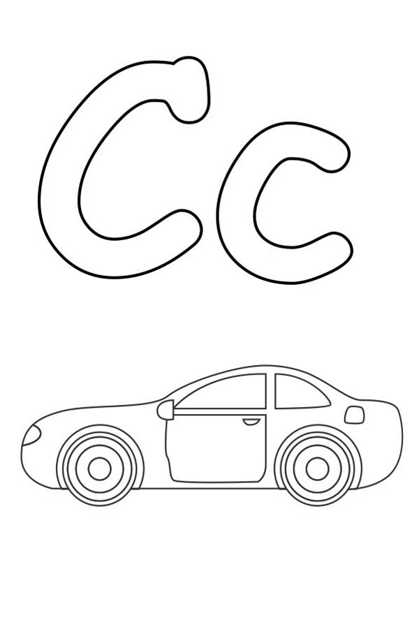 letter c for coloring free letter c printable coloring pages for preschool for c letter coloring