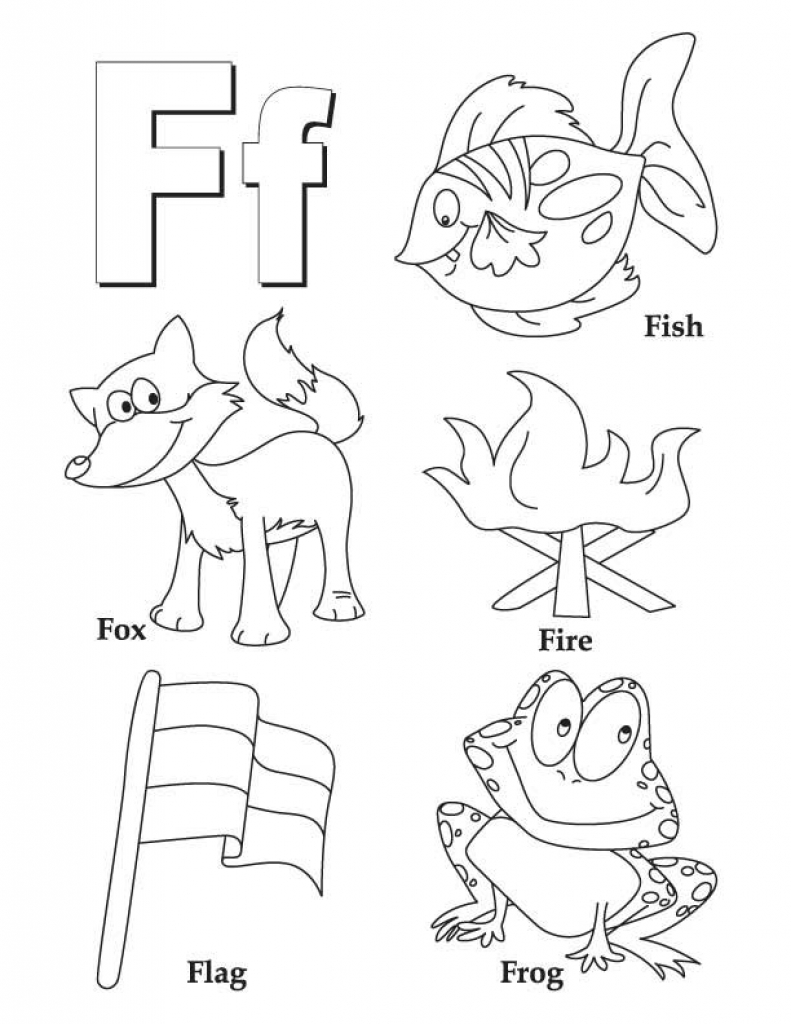 letter f coloring worksheets letter f coloring page at getcoloringscom free letter coloring f worksheets