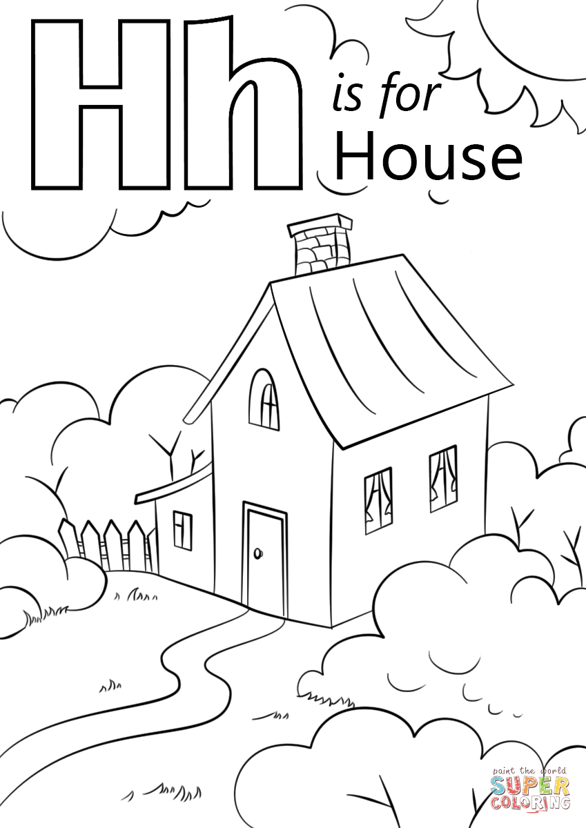 letter h coloring sheet free printable alphabet coloring pages for kids best coloring h sheet letter