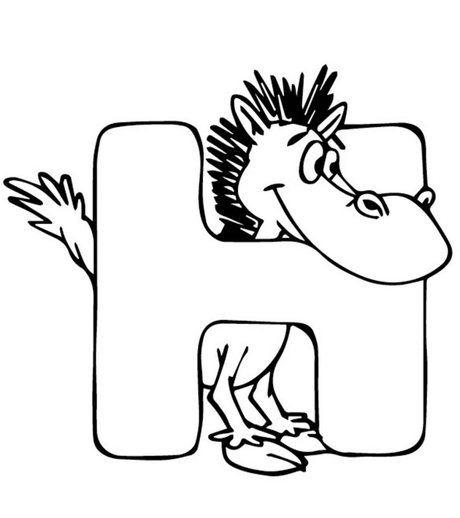 letter h coloring sheet letter h is for happy coloring page free printable sheet h letter coloring