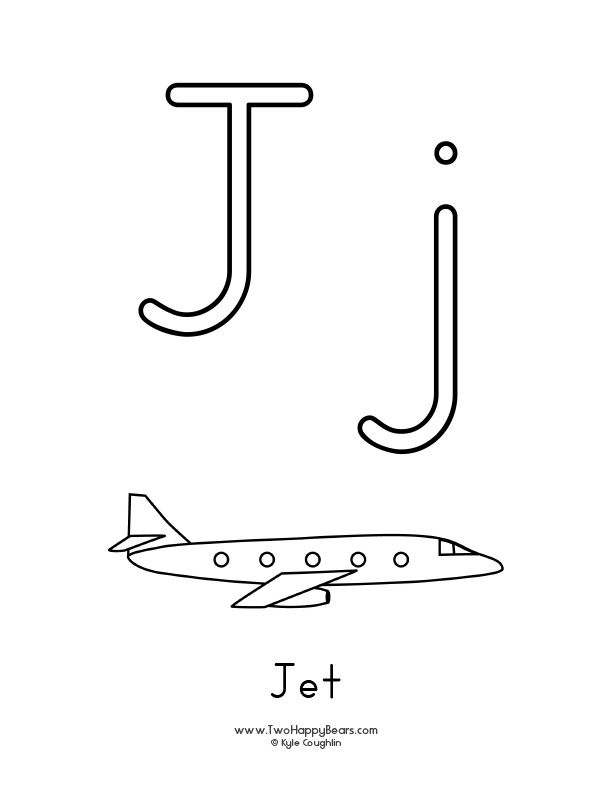 letter j coloring pictures kids page alphabet letter j lowercase coloring pages letter pictures j coloring
