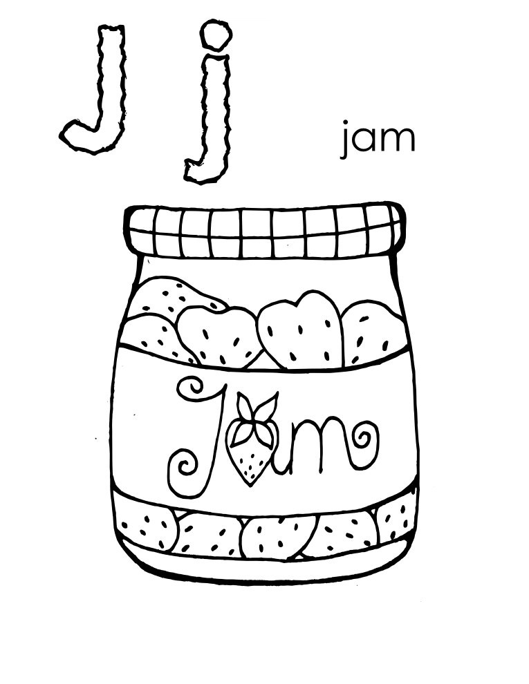 letter j coloring pictures letter j coloring pages to download and print for free coloring letter j pictures