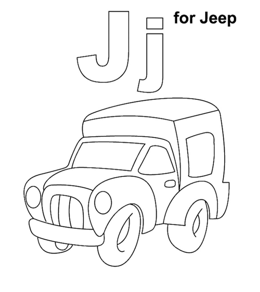 letter j coloring pictures printable alphabet letter j worksheets for jellyfishfree letter coloring j pictures