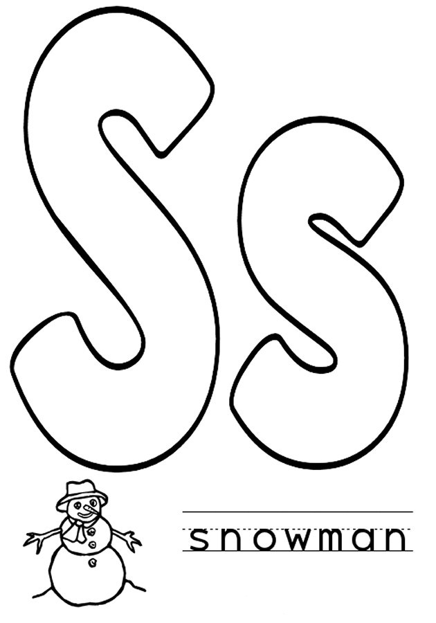 letter s coloring page adult coloring pages letters sketch coloring page letter coloring s page