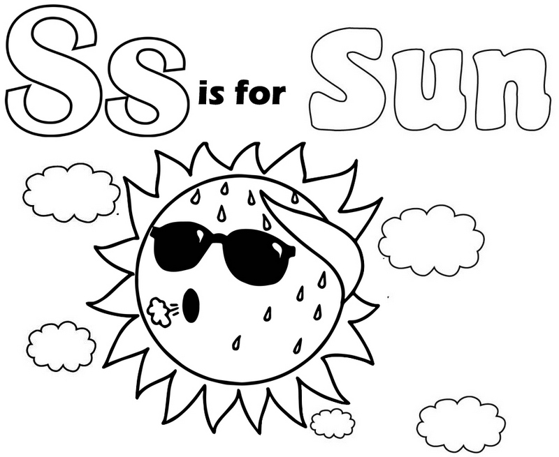 letter s coloring page letter s is for seal coloring page free printable letter s page coloring