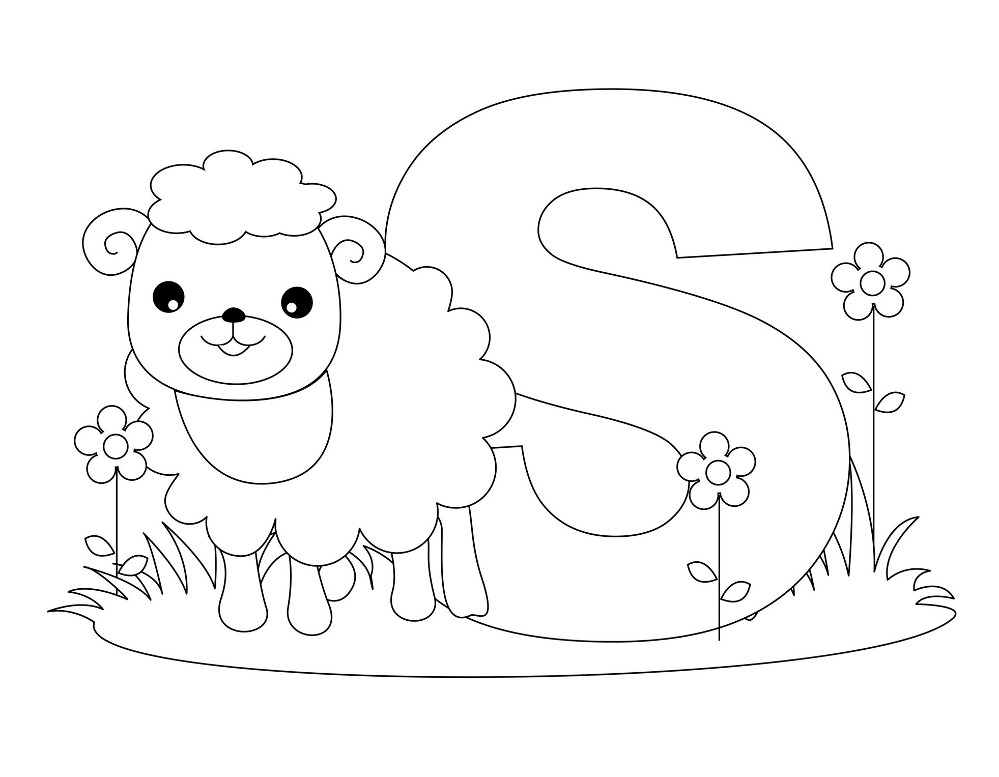 letter s coloring sheet coloring pages letter s coloring home s letter sheet coloring