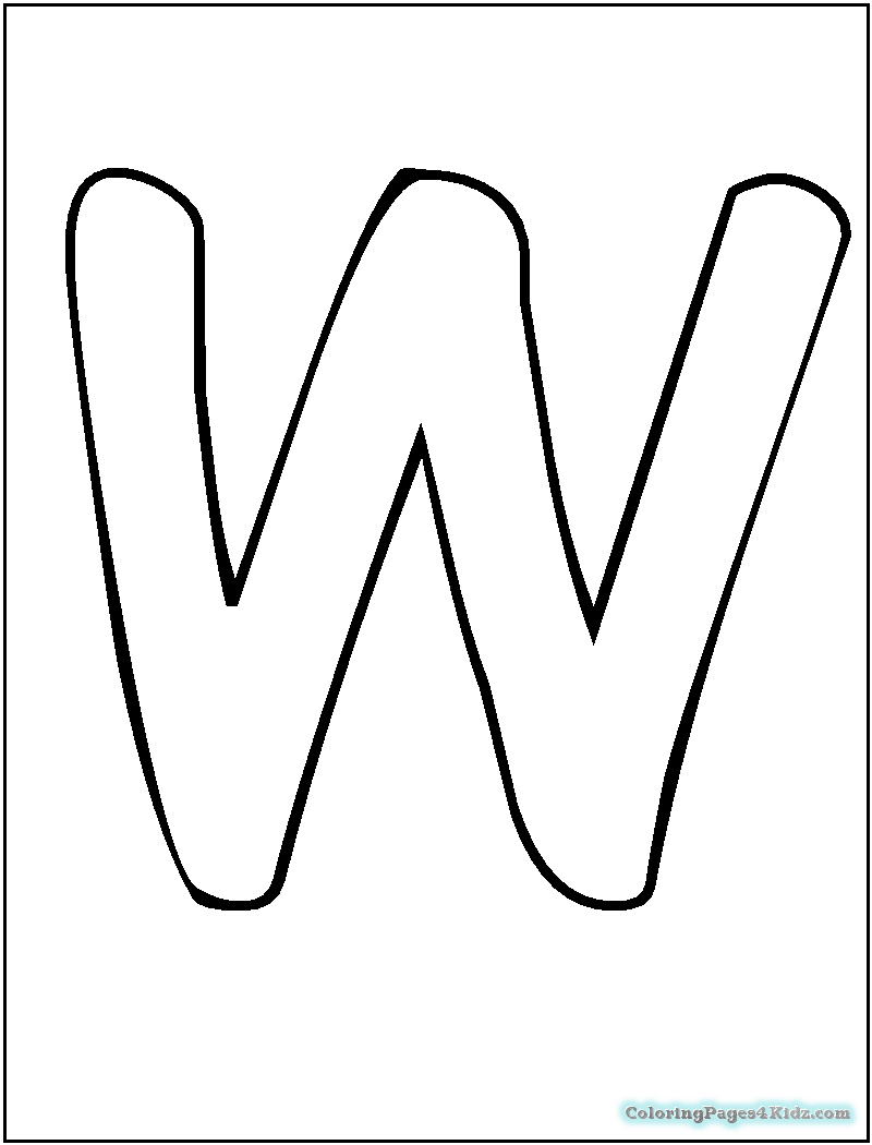 letter w coloring sheets coloring pages for adults letter w coloring pages for kids letter coloring w sheets