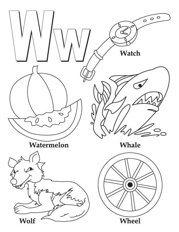 letter w coloring sheets letter w free alphabet s08f5 coloring pages printable coloring letter w sheets