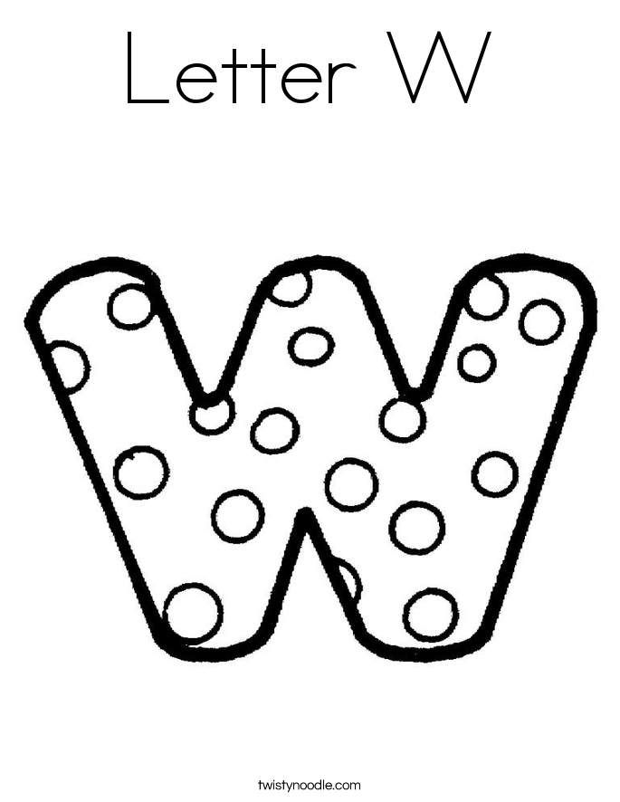 letter w coloring sheets the best free capital coloring page images download from w coloring sheets letter
