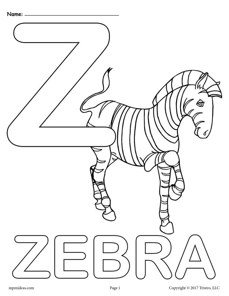 letter z coloring page letter z coloring pages to download and print for free page coloring z letter