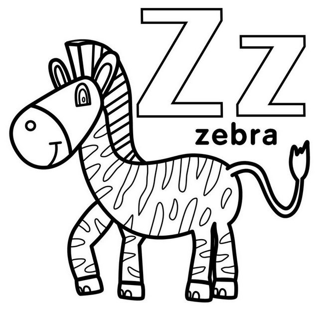 letter z coloring page tenacious transformers alphabet coloring pages alphabets page coloring z letter