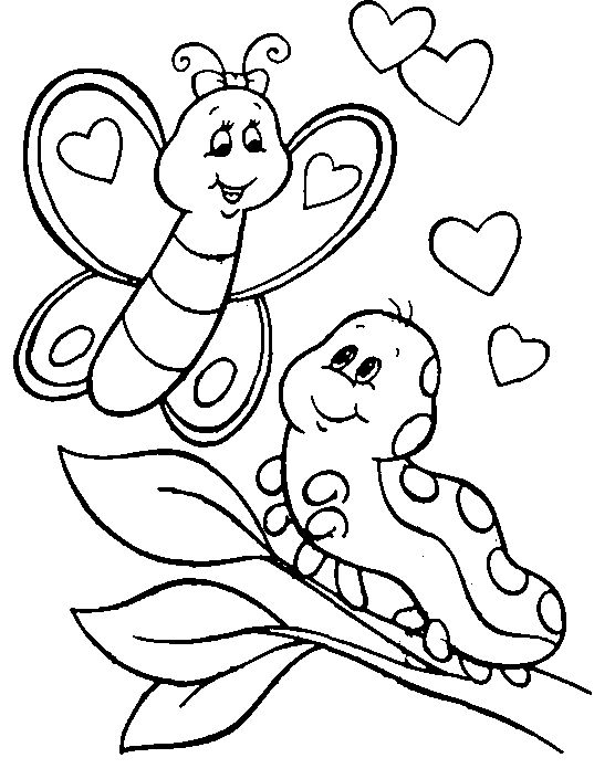 life cycle of a butterfly coloring page butterfly life cycle coloring page picture junior and page coloring life butterfly a cycle of