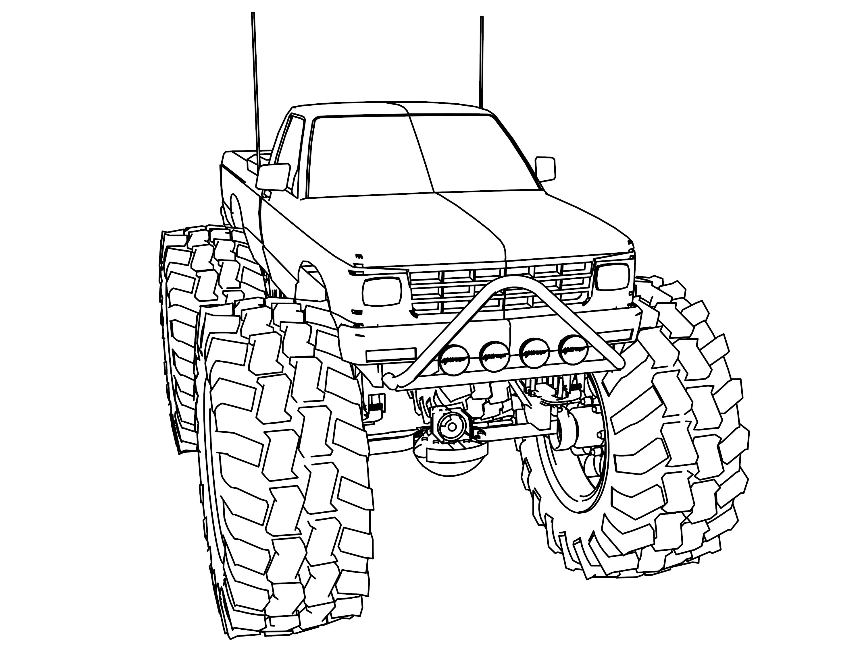 lifted truck coloring pages lifted chevy truck coloring pages lifted truck coloring pages