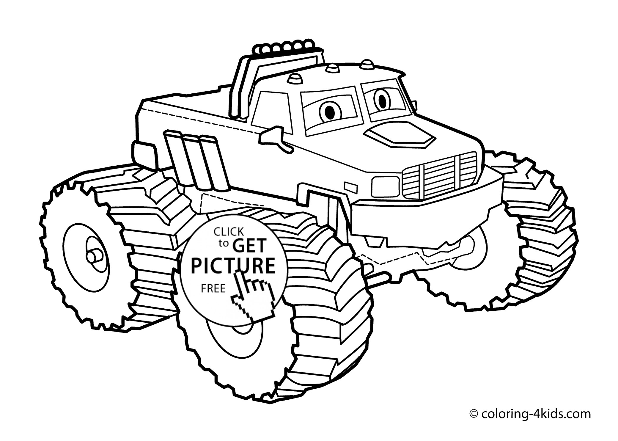 lifted truck coloring pages lifted truck coloring pages at getcoloringscom free coloring truck pages lifted