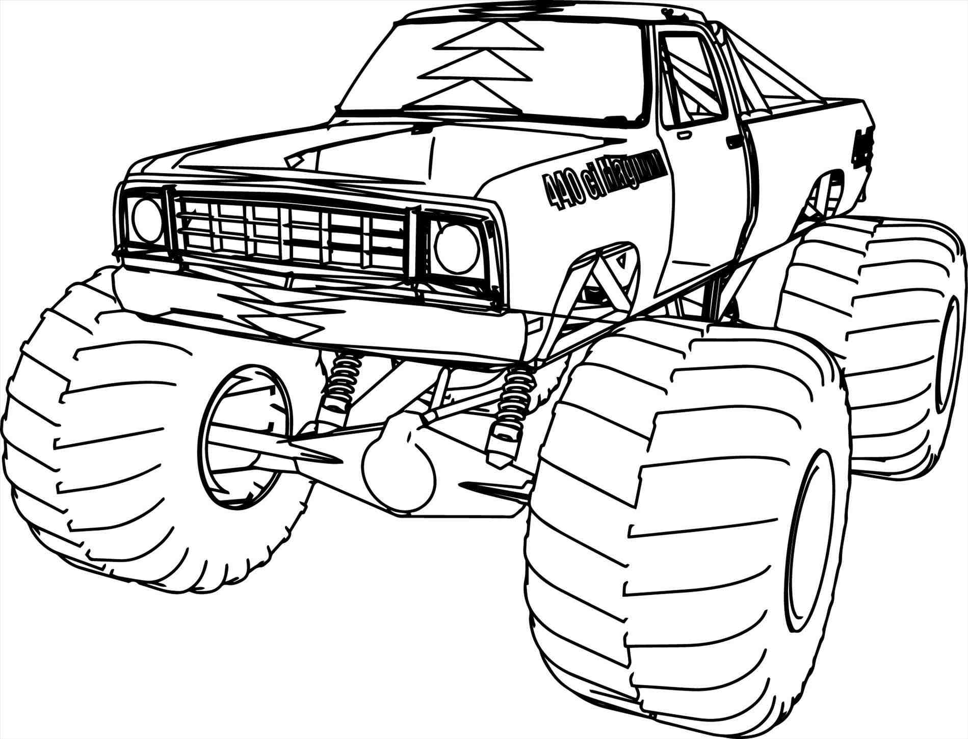 lifted truck coloring pages lifted truck coloring pages at getcoloringscom free lifted coloring pages truck