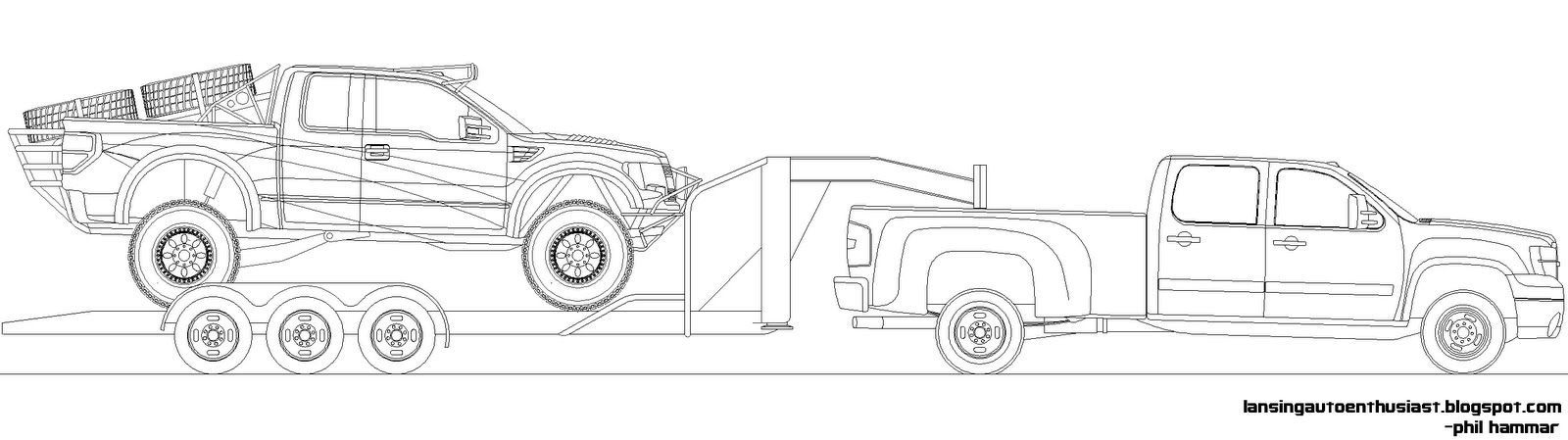 lifted truck coloring pages lifted truck coloring pages coloring lifted pages truck