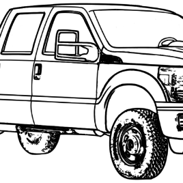 lifted truck coloring pages lifted truck drawings free download on clipartmag lifted coloring truck pages