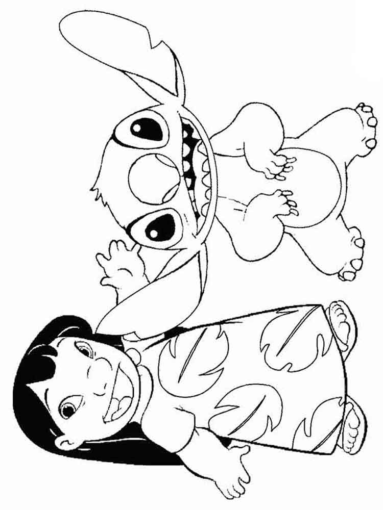 lilo and stitch pictures to print free printable lilo and stitch coloring pages for kids and to print stitch pictures lilo